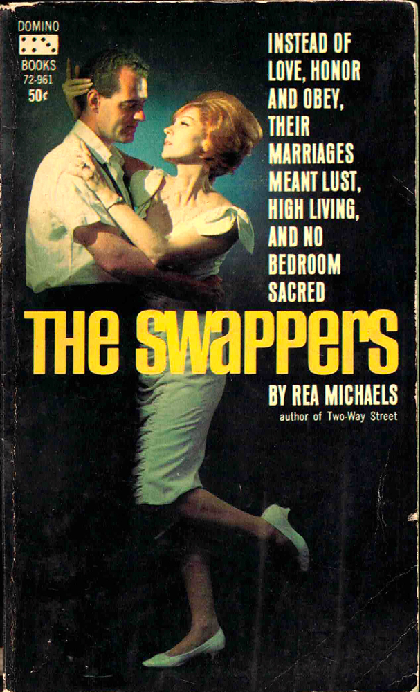 The Swappers. Rea Michaels.