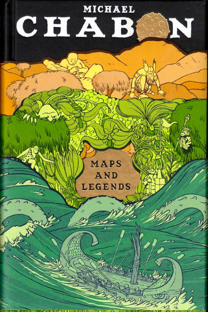 Maps and Legends. Michael Chabon.