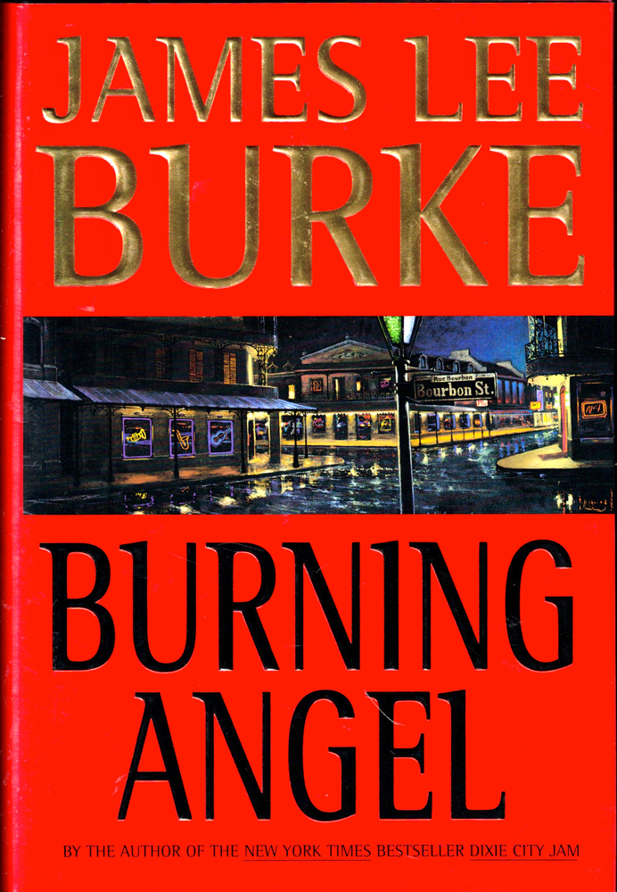 Burning Angel. James Lee Burke.