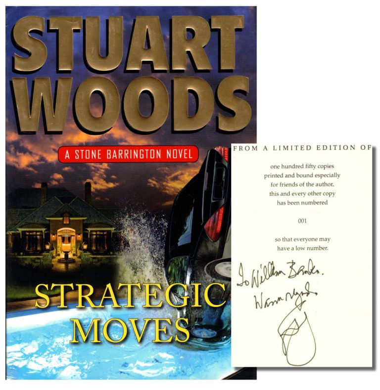 Strategic Moves. Stuart Woods.