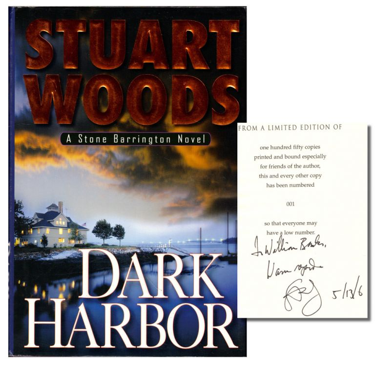 Dark Harbor. Stuart Woods.