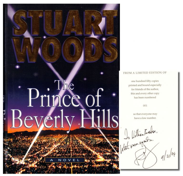 Prince of Beverly Hills. Stuart Woods.