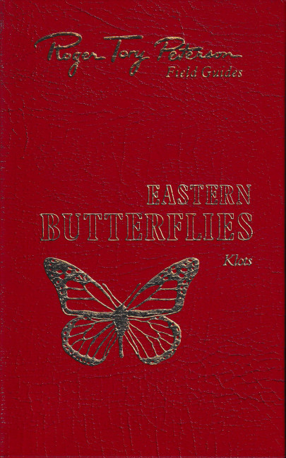 Field Guide to the Butterflies of North America, East of the Great Plains. Alexandrer B. Klots.