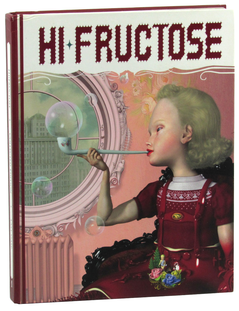 Hi-Fructose Collected Edition Volume One. Annie Owens and Attaboy.