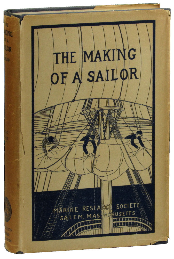 The Making of A Sailor. Frederick Pease Harlow.