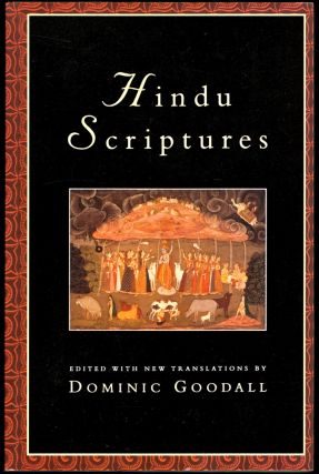 Hindu Scriptures. University Of California Press