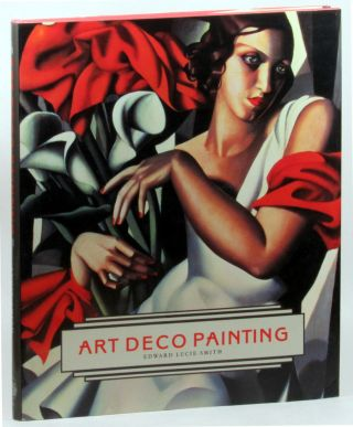Art Deco Painting. Edward Lucie-Smith