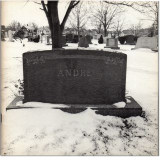 [Quincy]. Carl Andre.