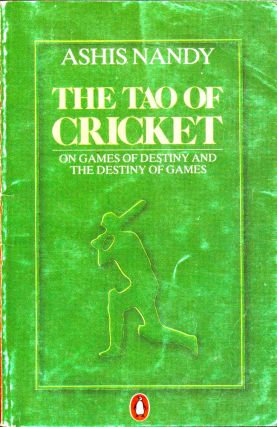 The Tao of Cricket. Ahis Nandy