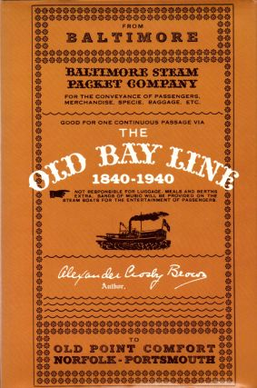 The Old Bay Line. Alexander Crosby Brown