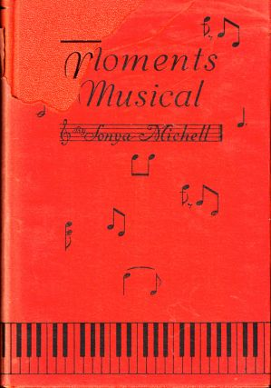 Moments Musical. Sonya Michell.
