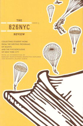 826NYC Review Issue 3. Barnaby Wapplethorpe