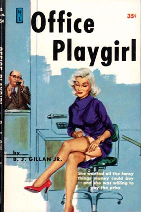 Office Playgirl. B. J. Gillan Jr