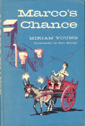 Marco's Chance. Miriam Young