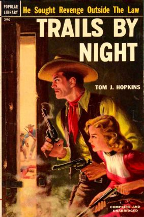 Trails by Night. Tom J. Hopkins