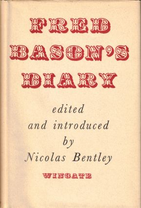 Fred Bason's Diary. Nicolas Bentley