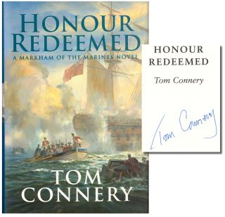 Honour Redeemed. Tom Connery
