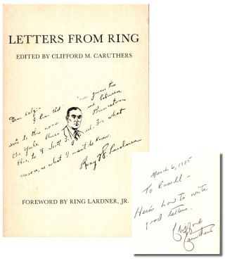 Leters From Ring. Clifford M. Caruthers