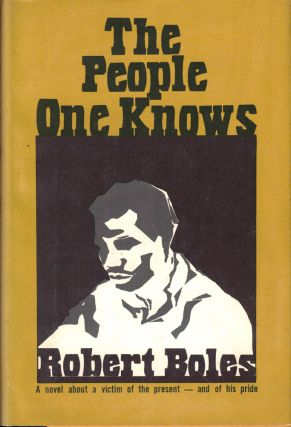 The People One Knows. Robert Boles